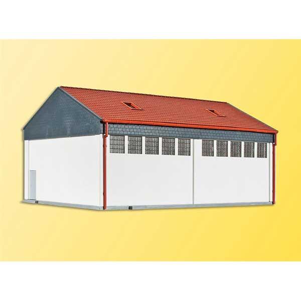 kibri garage klein h0 mcronse. Black Bedroom Furniture Sets. Home Design Ideas