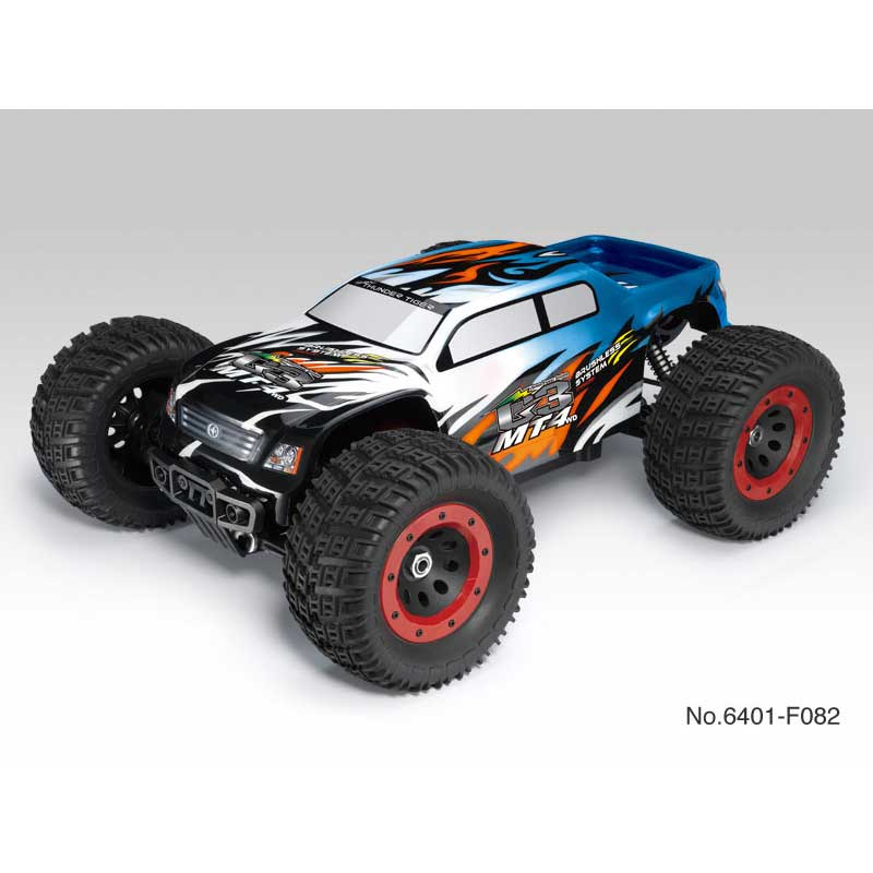 1/8 Off-road Electro