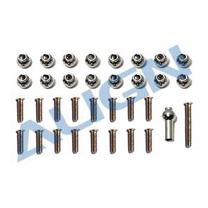 T-REX 450 S/SE - Stainless Steel Ball Parts