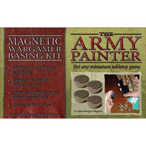 Magnetic Wargamer Basing Kit