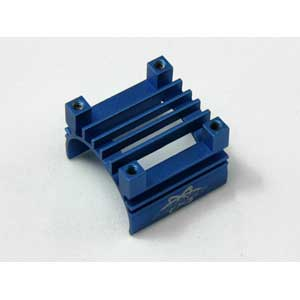 Alu. 300 Motor Heat Sink - Blue