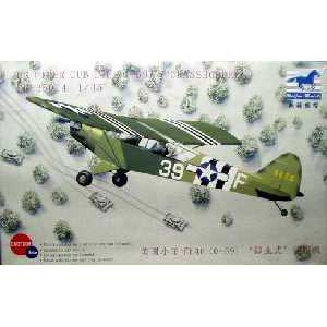 Bronco US Piper Cub L4H O-59 Grasshopper (1/35)
