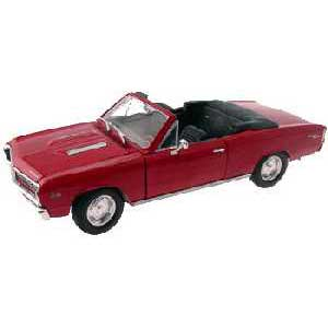 Chevy Chevelle SS 1967 Red (1/18)