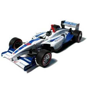 2007 Paul Tracy - Forsythe Championship Racing (1/18)