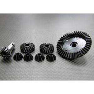Savage Hard Steel Gear Set for Diff. 8Pcs