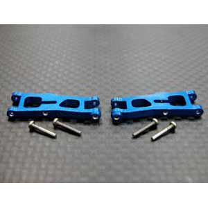 Micro-T Alloy Front Lower Arm (1Pr) Blue