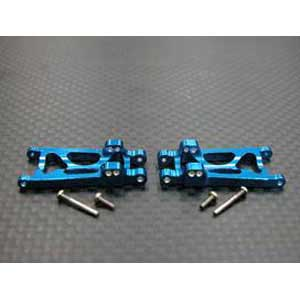 Micro-T Alloy Rear Lower Arm (1Pr) Blue