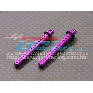 M18/M18Pro Alloy Rear Body Post 1PR Purple