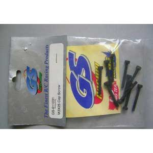 M3x25 Cap Screw (10Pcs)