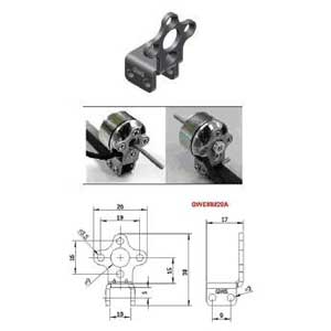Motor mount for motor D=28mm (1Pc)