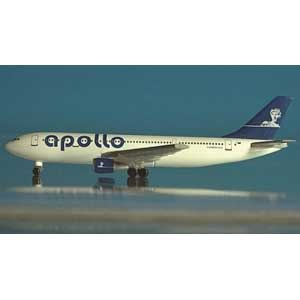 Airbus A300B4 Apollo Airlines (1/500)
