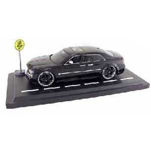 Chrysler 300C Black (1/18)