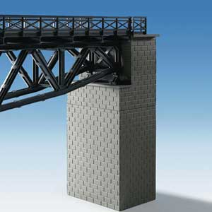 2 Universal bridge pillars (H0)