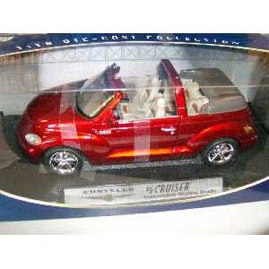 Chrysler PT Cruiser Red (1/18)