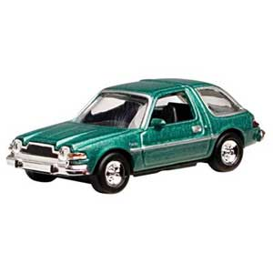 AMC Pacer 1978 Light-Green (H0)