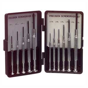 11pcs Precision Toolset