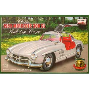 Mercedes-Benz 300SL Gullwing 1955 (1/16)