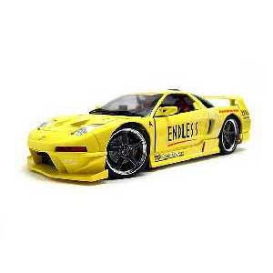 Acura NSX 2003 Yellow (1/18)