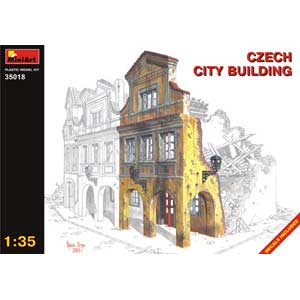 Czech City Building (1/35)
