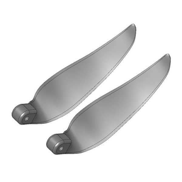 Blade for folding propeller 7x6 EasyStar II