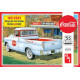 Chevy Cameo Pick Up Truck 1955 - Coca Cola (1/25)