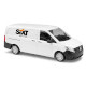 Mercedes Benz Vito, Car Rental Sixt (H0)