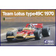 Team Lotus Type 49C 1970 (1/20)