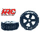 Buggy 1/8 Tires Bulldog 6S 17mm Hex (2Pcs)