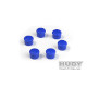 Cap for 18mm Handle - Blue (6Pcs)