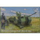 Flak 38 German Anti Aircraft Gun (1/72)