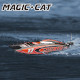 Micro Magic Cat V5 EP Speed Boat 2.4Ghz RTR