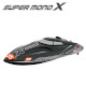 Super Mono X V2 Brushless Black 2.4Ghz RTR
