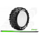 Spider Front tyres with white rims (1/10)