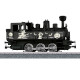 Halloween Glow in the Dark Steam Locomotive (H0-AC)