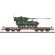 DB AG Type Samms 709 Heavy-Duty Flat Car (H0)