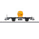 NMBS SNCB Container Flat Car for Medium Sized Containers (H0)
