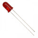 5mm led red 4000MCD 4-19V