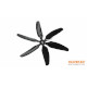 Multiplex Six- Bladed Propeller 5x4 (2 Pieces)
