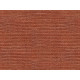 3D-Cardboard Sheet - Clinker, red (N)