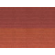 3D-Cardboard Sheet - Plain Tile, red (N)