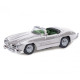 Mercedes-Benz 300SL Roadster, white (H0)