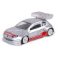 Clear Body Supastox Hot Hatch Type P2 (1/12)