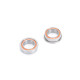 Ceramic Bearing 1/4x3/8x1/8 Flanged (2Pcs)