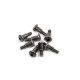 Pirate Rookie Pivot Screw 4x10mm