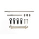 CC-02 Stainless Steel Adjustable Tie-Rod Set