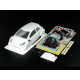 Gespoten Body Toyota Yaris WRC 1/10 190mm