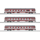 SNCF Le Capitole Express Train Passenger Car Set (N)