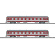 SNCF Le Capitole Add-On Car Set (N)