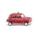 Fire Department - Renault R4 (H0)