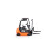 Forklift truck - Still R 70-16 - Orange (H0)